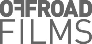 Offroad films-vertical logo-grey
